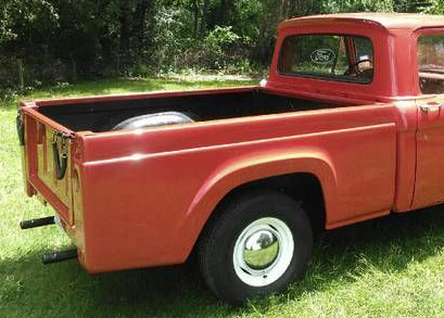 Ford S 61 66 Wrongbed History Fordification Info The 61
