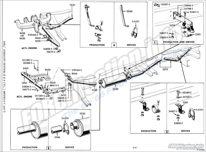 Engine Related Schematics Fordification Info The '61 '66 Ford 1997 Ford 6 Cylinder  Engine Schematic 6 Cylinder Engine Schematics