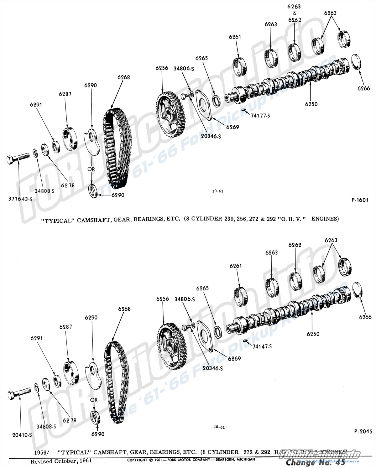 Engine-related Schematics - FORDification.info - The '61-'66 Ford Pickup  ResourceFORDification.info