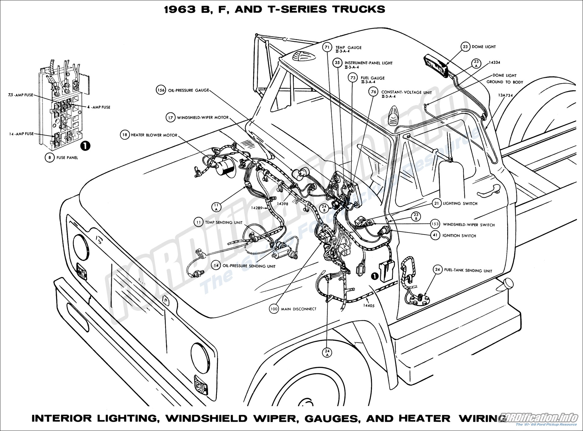 1962 F250 Lights Wiring Content Resource Of Diagram Ford F 250 For 1963 Truck Diagrams Fordification Info The 61 66 Rh 1968 1957 4x4
