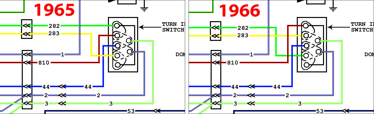1965 Ford Truck Wiring Diagrams - FORDification.info - The '61-'66 Ford  Pickup Resource | 1965 Ford Steering Column Wiring |  | FORDification.info