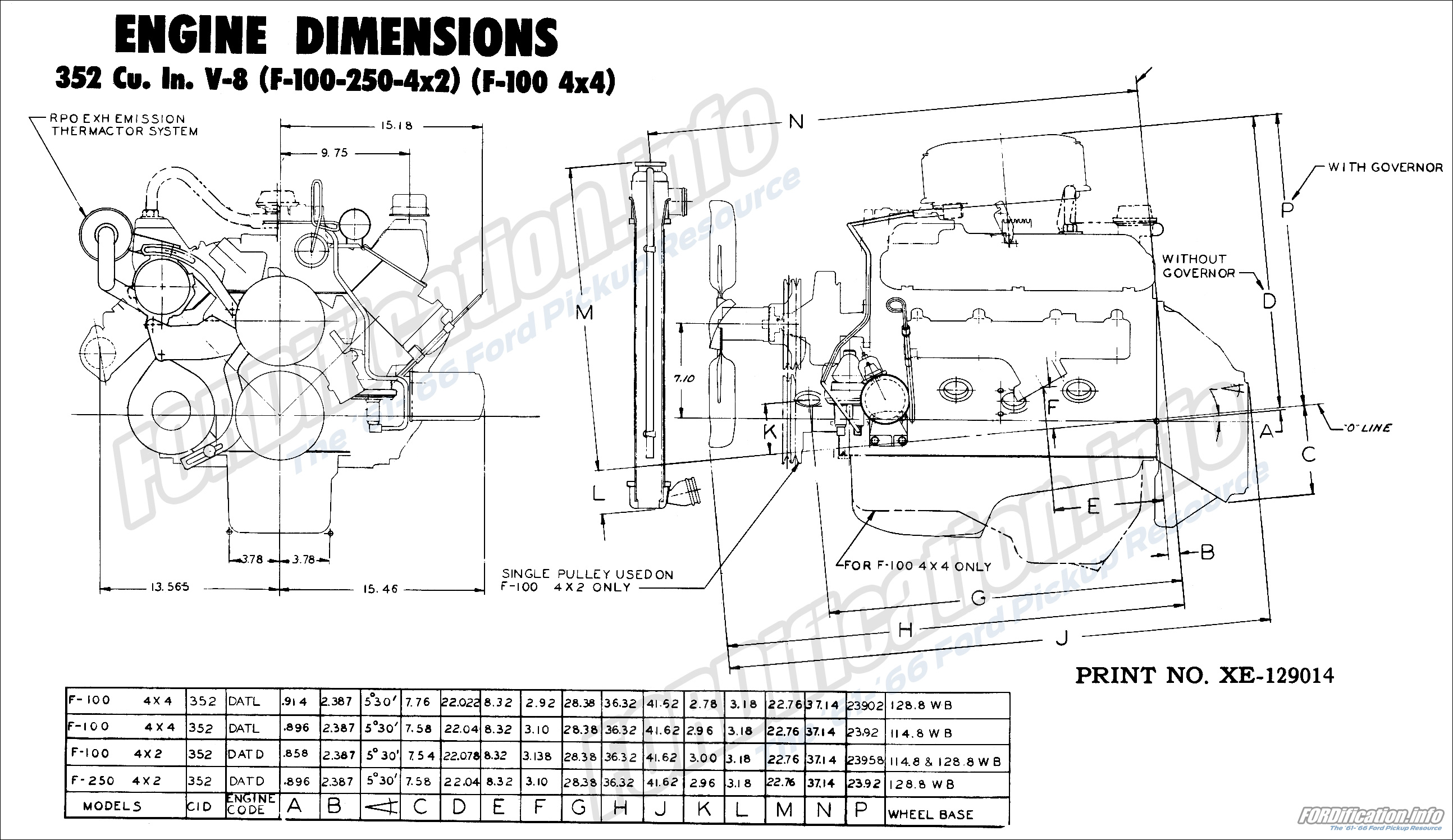 302 Engine Diagram Besides Ford Parts On 1969 1965 352 Ignition Wiring Auto